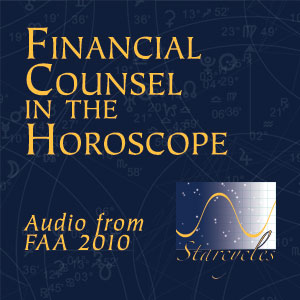 Financial Counsel in the Horoscope