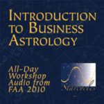 Introduction to Business Astrology All-Day Workshop