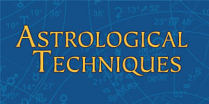 Shop Category: Astrological Techniques