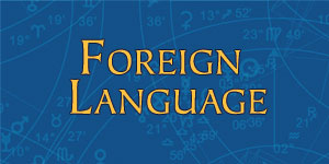 Shop Category: Foreign Language