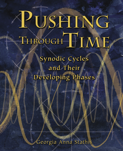 Pushing Through Time: Synodic Cycles and Their Developing Phases by Georgia Stathis