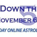 Breaking Down the Borders, Nov 6-8 virtual astrology conference