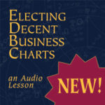 Electing Decent Business Charts by Georgia Stathis