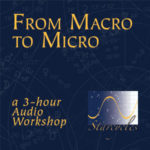 From Macro to Micro, a workshop by Georgia Stathis