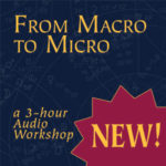 From Macro to Micro: an audio workshop by Georgia Stathis