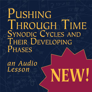 Pushing Through Time, a Synodic Cycles audio lesson by Georgia Stathis