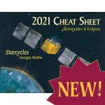 New! 2021 Starcycles Cheat Sheet