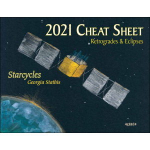 2021 Starcycles Cheat Sheet cover