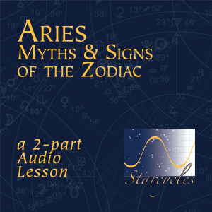 Aries: Myths & Signs of the Zodiac by Georgia Stathis