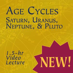 Age Cycles: Saturn, Uranus, Neptune, & Pluto