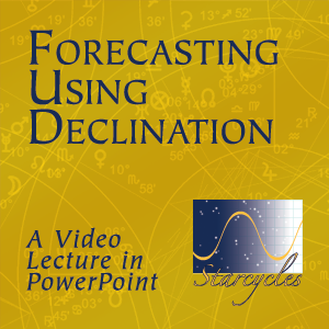 Forecasting Using Declination by Georgia Stathis