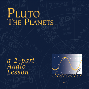 Pluto: the Planets, by Georgia Stathis